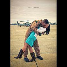 Military homecoming. military