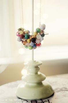 Gum Drop Necklace