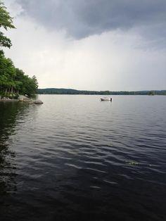 Alamoosok Lake, Orland Maine.