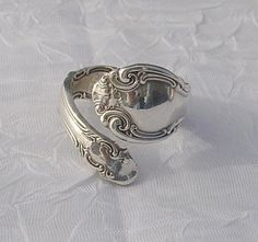 Obsessed with spoon rings