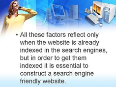 Quick And Effective Ways To Improve Your Search Engine Optimization - http://www.larymdesign.com/blog/quick-and-effective-ways-to-improve-your-search-engine-optimization/