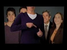 i am NOT a fan of C Aguliera - but this is a good lesson in asl