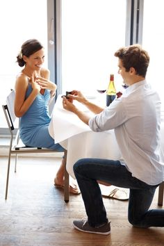 romantic-proposal-ideas-old fashioned style but very sexy!!!