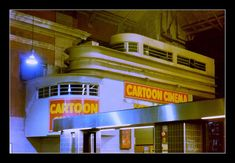 The Cartoon Cinema i