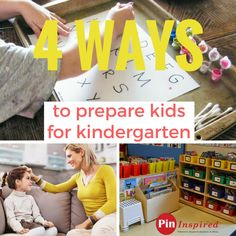Getting kids ready f