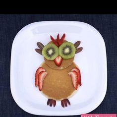 Cute breakfast idea!