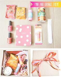 cute gift basket idea :)