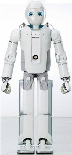 Samsung's Roboray — a humanoid robot who actually walks like a human, sort of — just got a brain upgrade: new computer-vision algorithms developed by University of Bristol researchers.