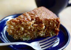 The Tuesday Treat: Rhubarb Cake with Honey + Yogurt | cucina nicolina