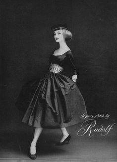 September Vogue 1956 Evelyn Tripp