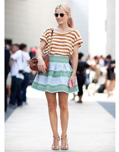 How cute is this skirt!