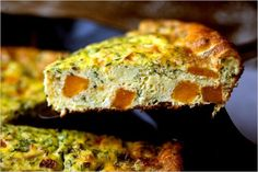 Greek Baked Squash Omelet