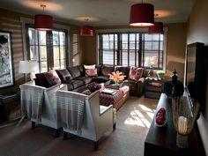 2012 HGTV Dream Home Family Room
