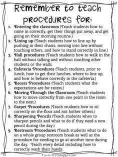 Procedures for Back to School.pdf