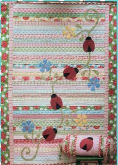 baby quilts, baby quilt patterns, roll quilt, patchwork quilting, jelly rolls