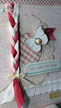silk braided ribbon