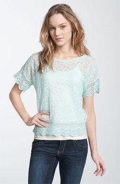 #mint mint mint  chiffon blouse #2dayslook #new #chiffonfashion  www.2dayslook.com