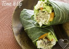 tone, lunches, healthy eating recipes, tiu recip, healthi snacksrecip, healthi food, collard wrap, healthy foods, healthi recip