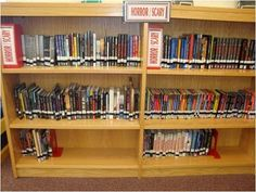 Mrs. ReaderPants: The Library Genre-fication Project