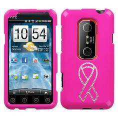 Pink Ribbon Iphone
