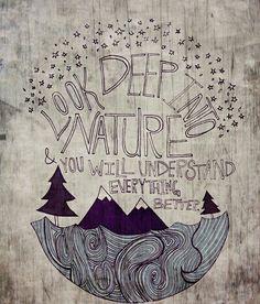 * nature quotes