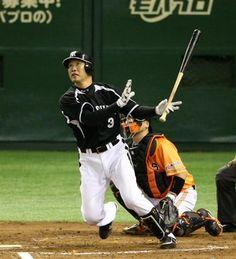 逆転満塁弾。 Kentaro Sekimoto (Hanshin Tigers)