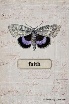 butterfly - faith