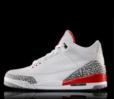 "Air Jordan III ""Katrina"" (March 2014) - Release date"