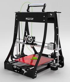 RapCraft 3D printer