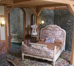 If and when I ever finish decorating my real house, this will be my first acquisition for my dollhouse. Love it!