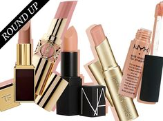 12 Nude Lip Colors for Spring! Great list!
