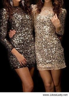 perfect new years dress.