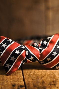 Classic Southern Heritage Bow Tie