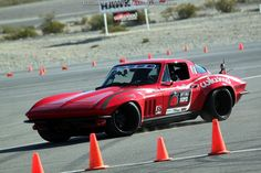 Brian Hobaugh's Corvette is one of the most-popular Corvettes on the Internet and the defending champion of  the #OUSCI Click through the picture to see what he has in store for the field in 2014