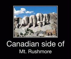 canadian side, poor canadian