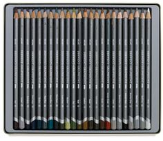 Derwent Graphitint Pencils - BLICK art materials Set of 24 $33.61