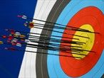 Archery highlights from Beijing 2008