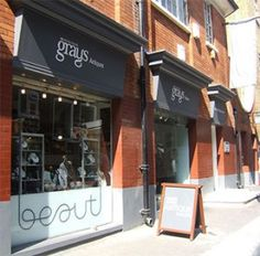Grays Antique Market - vintage jewelry and other finds in Mayfair