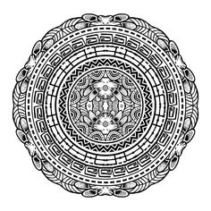 Mandala on Behance...