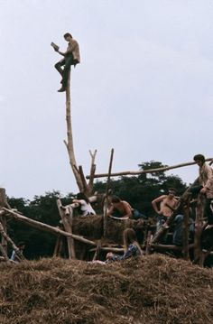 Woodstock: LIFE Photos From the Legendary 1969 Rock Fest