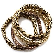 In the Mix Stretch Bracelets  marknowandlater Shop mark.! Trendy Fashion & beauty at affordable prices! http://gbordonaro.mymarkstore.com <--- SHOP!