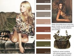 Color Trends 2013 Women's Color Trends
