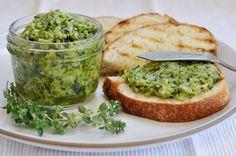 Homemade zucchini butter! Oh so good! #kirklands #FrenchCountryDining
