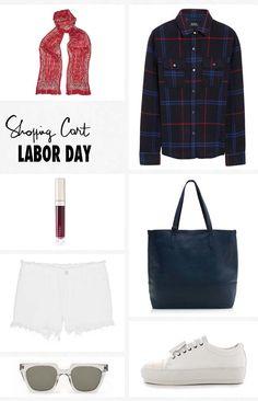 Shopping Cart : Labor Day