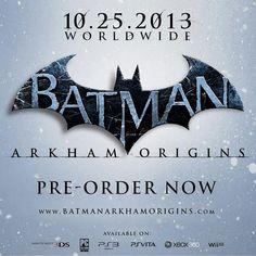 Gaming News - WARNER BROS. INTERACTIVE ENTERTAINMENT ANNOUNCES BATMAN: ARKHAM ORIGINS | GES SA