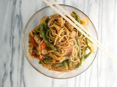 Rachael Ray's Hot and Sticky Noodle Bowls