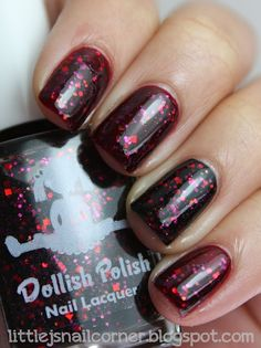 Dollish Polish - Vampires Coven