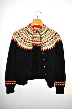 endnu en udgave af min norske trøje........