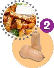 HG's TOP ATE Fruits & Veggies, Recipe Ideas for Fruits & Veggies | Hungry Girl