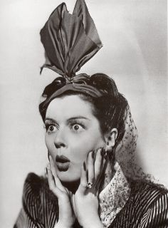 """Rosalind Russell in """"The Women,"""" 1939."""